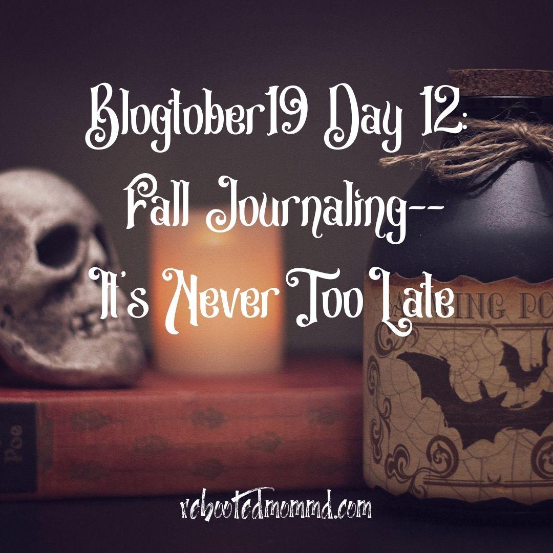 skull fall journaling