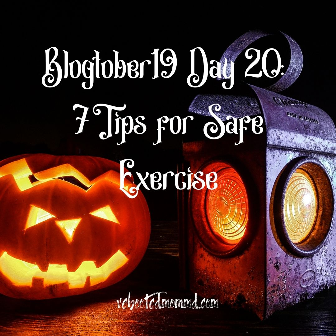 safe exercise