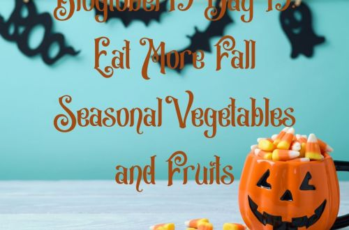 fall vegetable