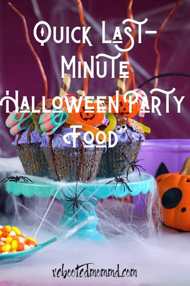 Last-Minute Halloween Party Foods