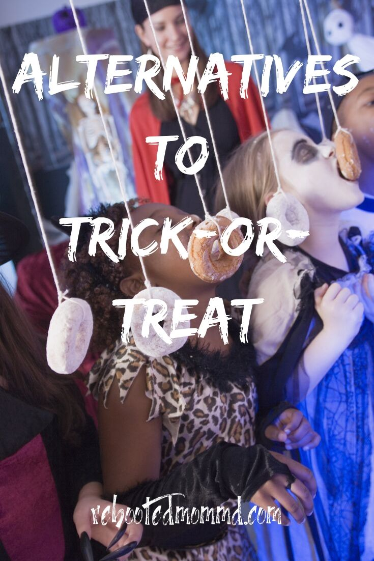 4 Trick-or-Treating Alternatives