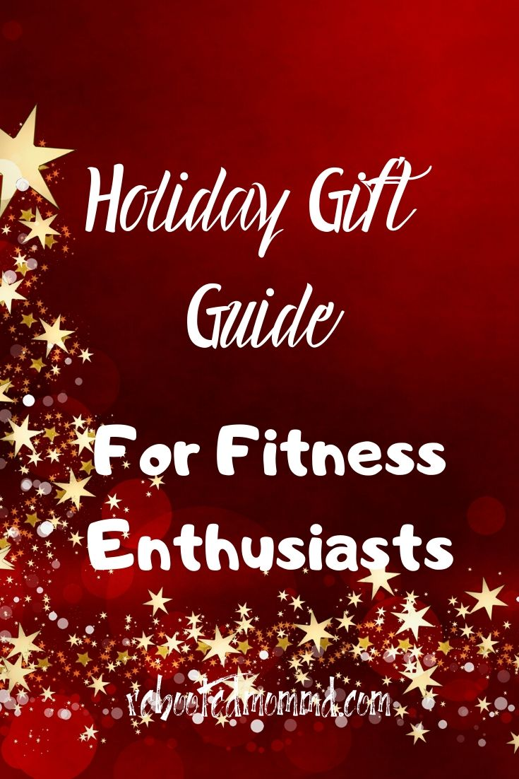 Holiday Gift Guide: For the Fitness Enthusiast