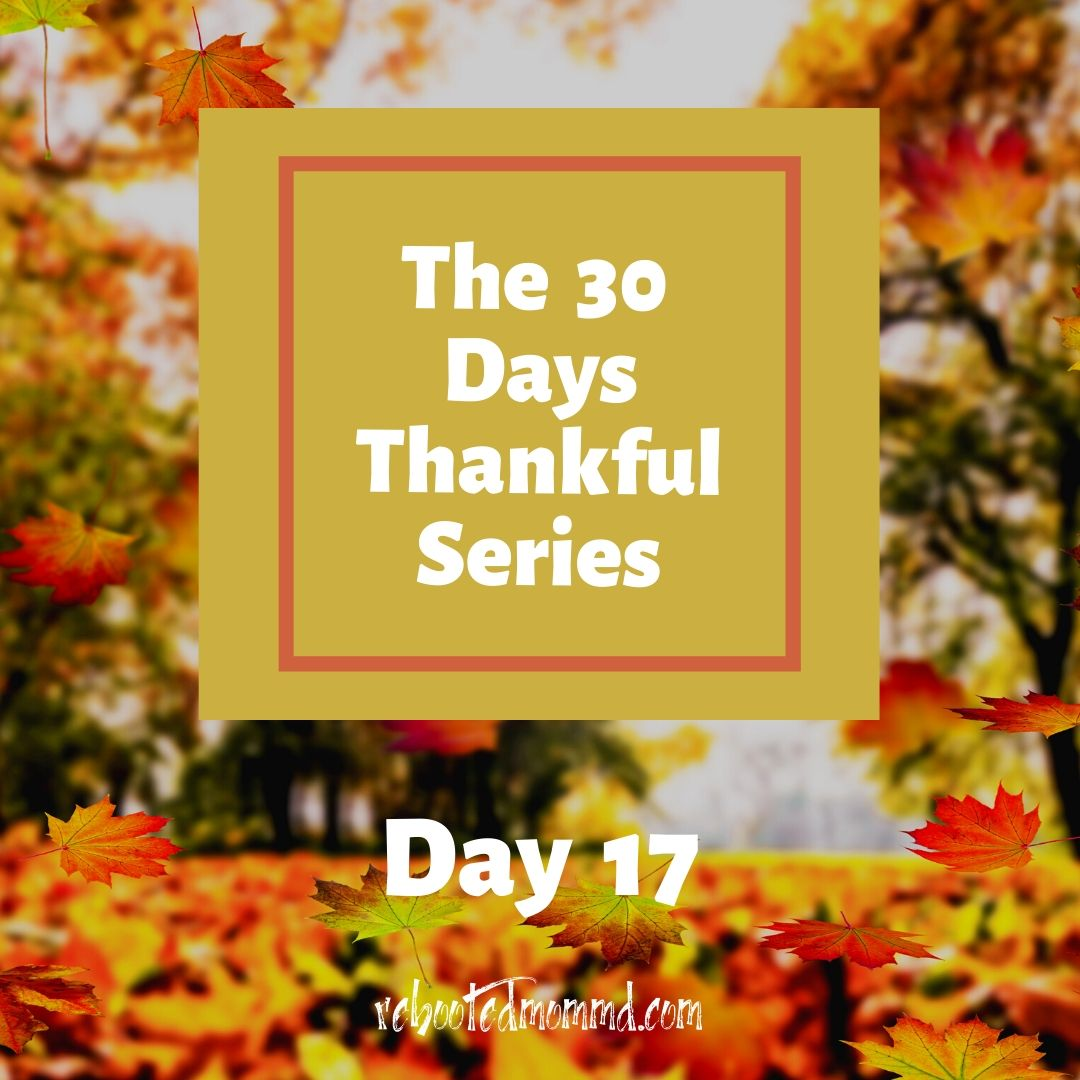 30 thankful Days service