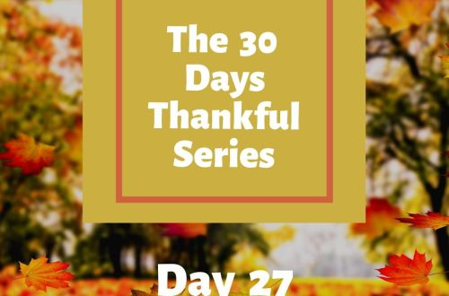 30 thankful days dancing