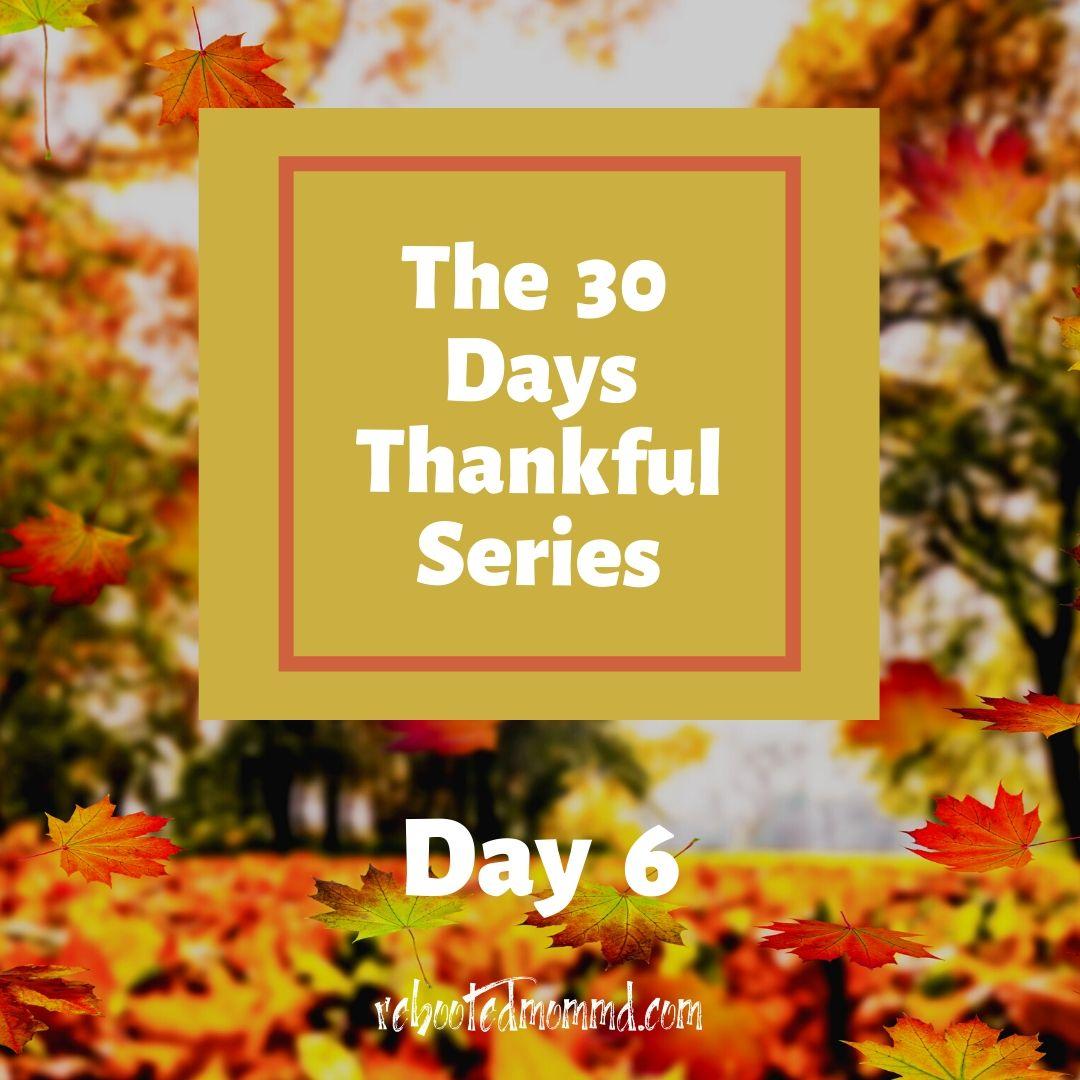 30 thankful days
