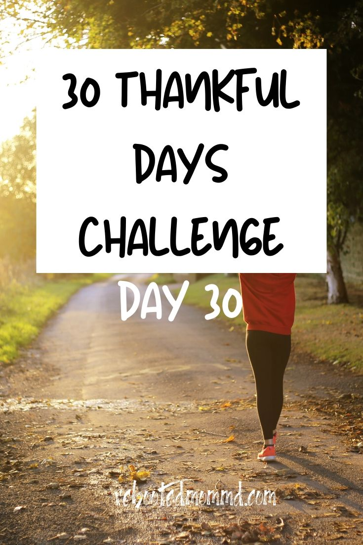 Day 30: Thankful for Those Who Have Passed On