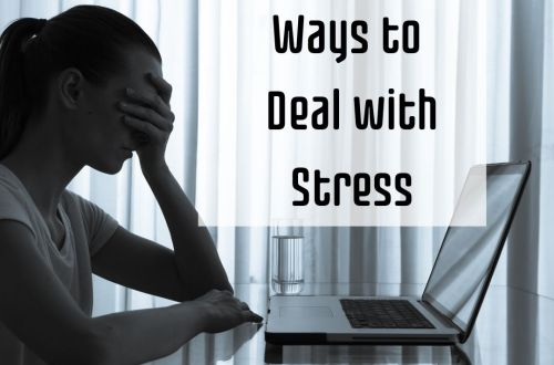 good and bad ways to deal with stress