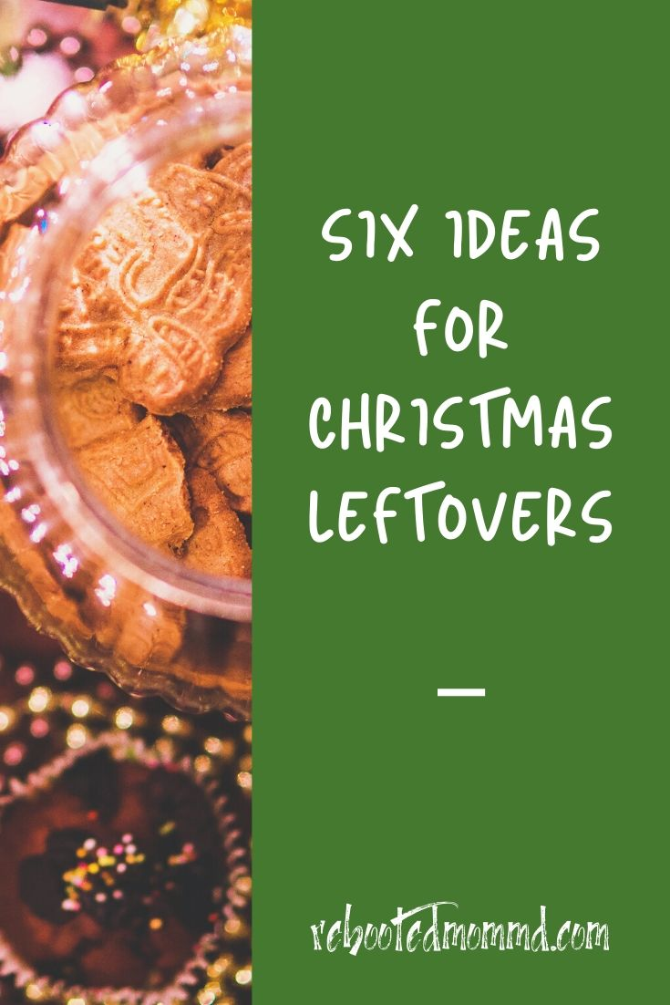 Six Ideas for Your Christmas Leftovers