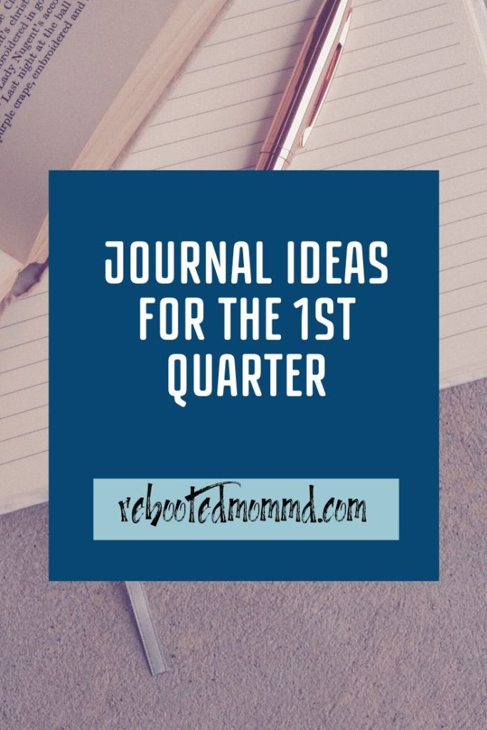 journal tips and ideas