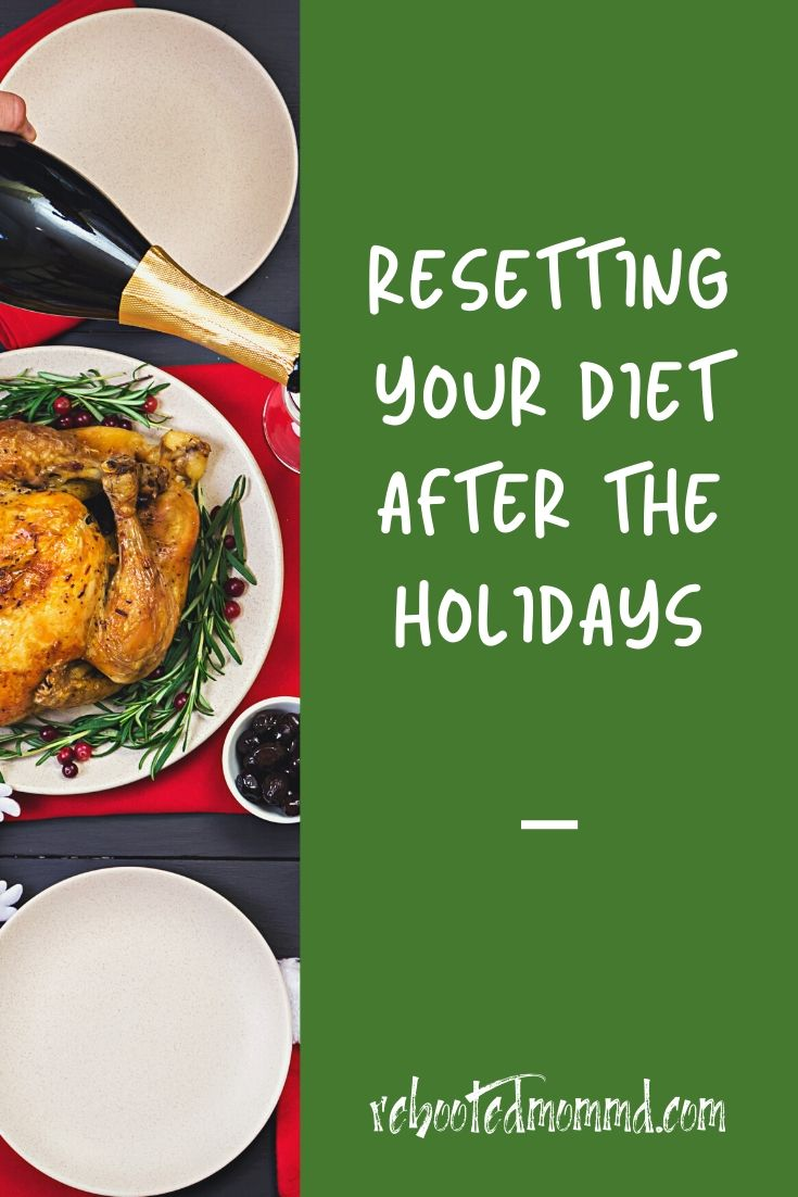 Resetting Your Eating Habits after Christmas
