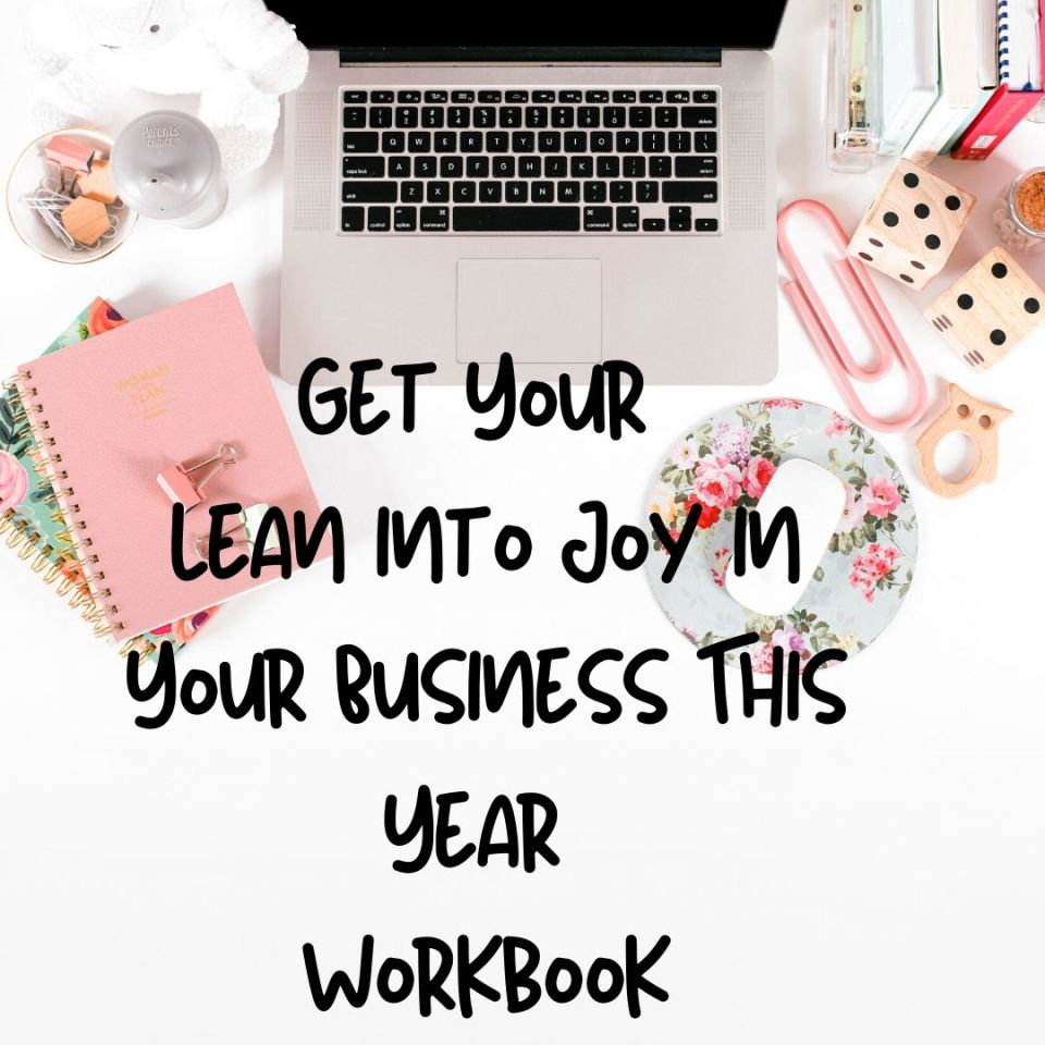 joy workbook