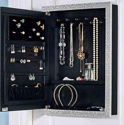Door Solutions Jewelry Organizer