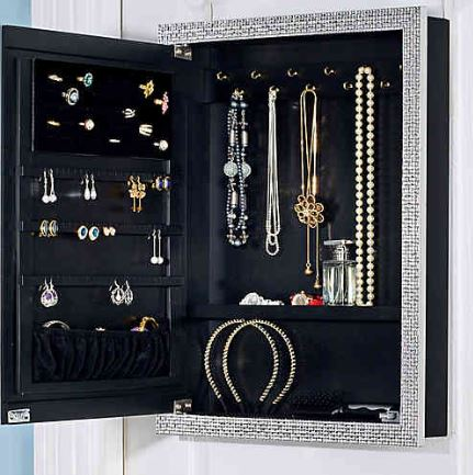 Door Solutions Jewelry Organizer