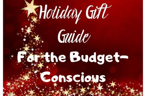 holiday gift guide budget gifts