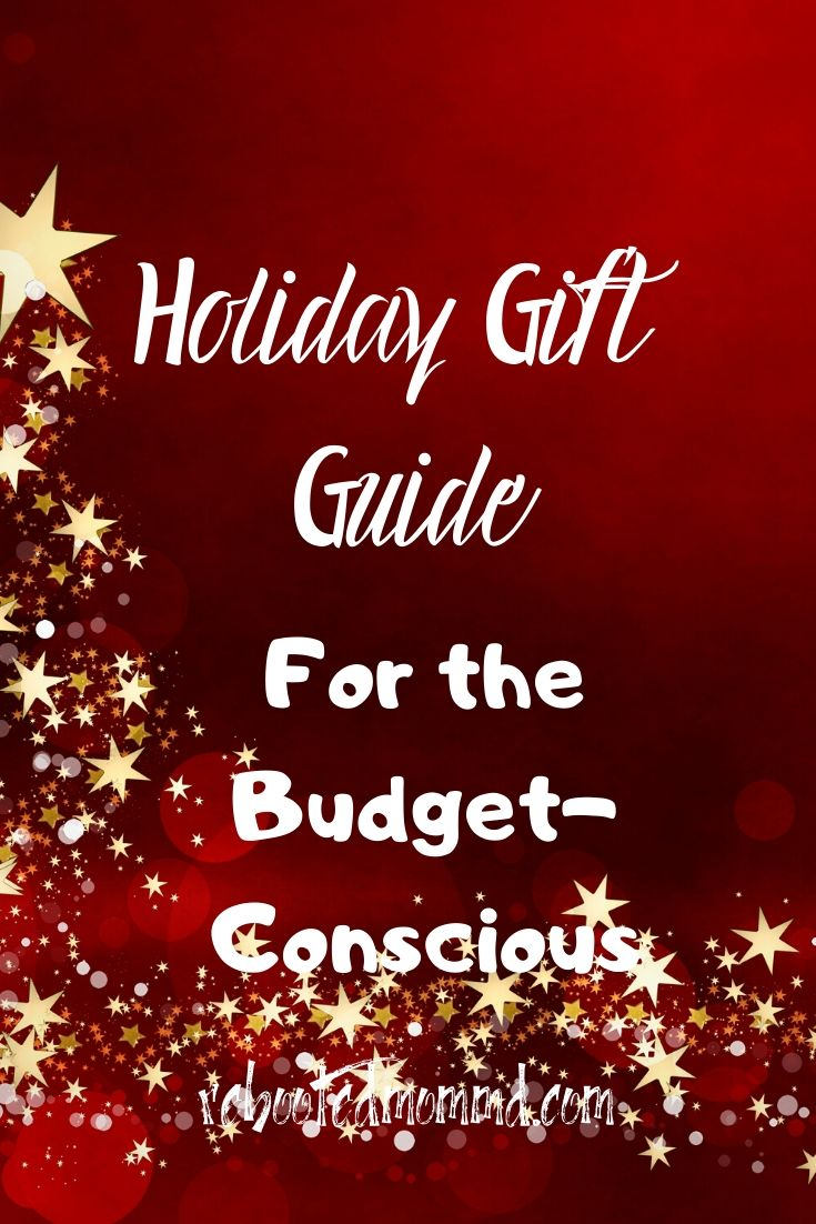Holiday Gift Guide: For The Budget Conscious