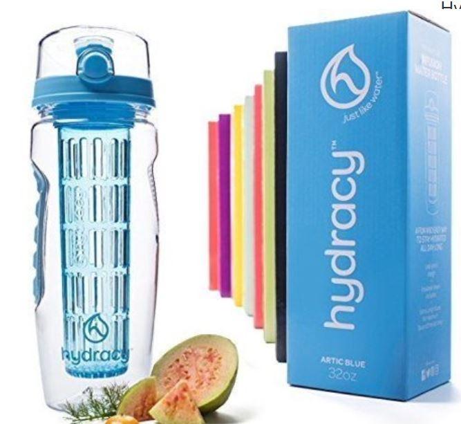 Hydracy bottle
