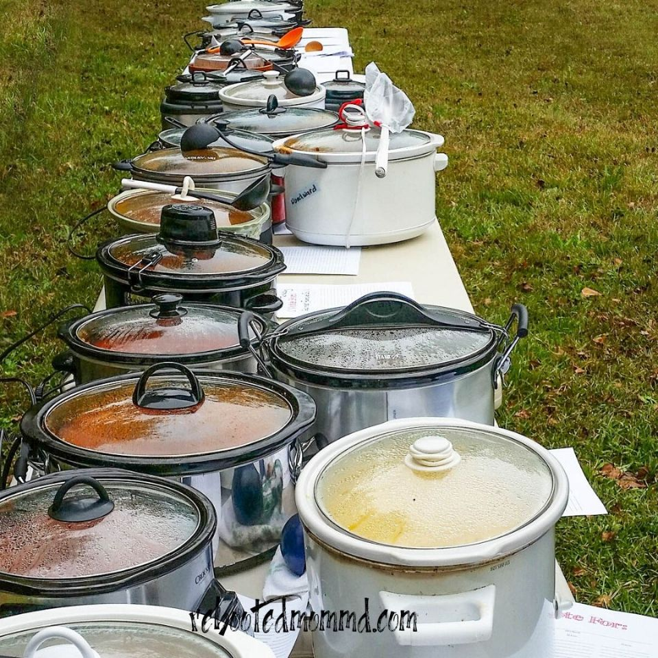 a world of slow cookers