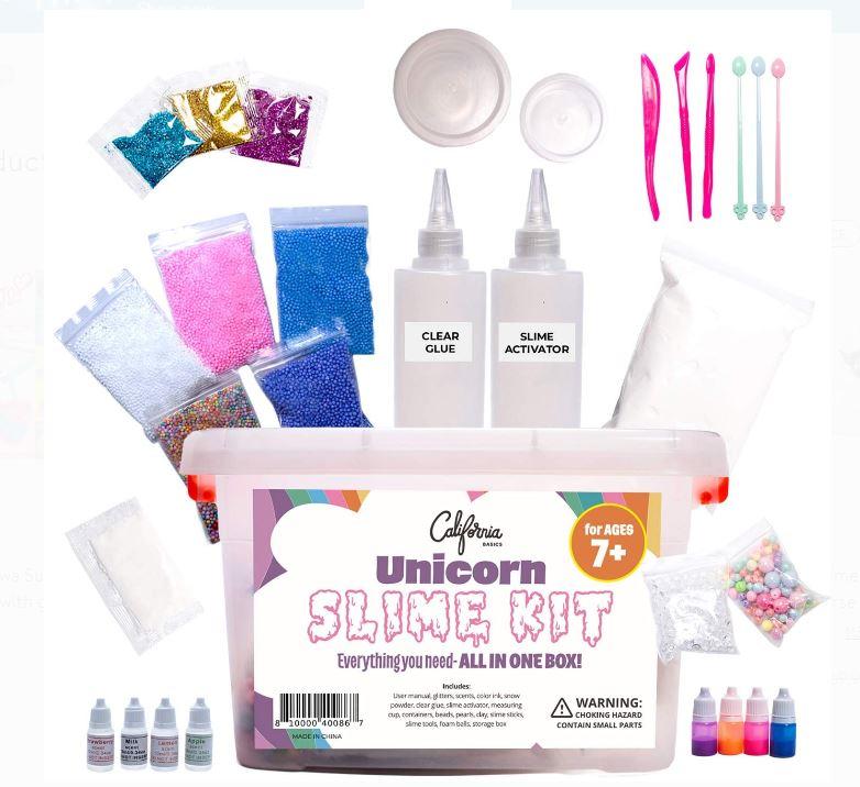 unicorn slime