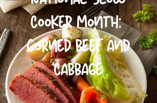 slow cooker cabbage corned beef