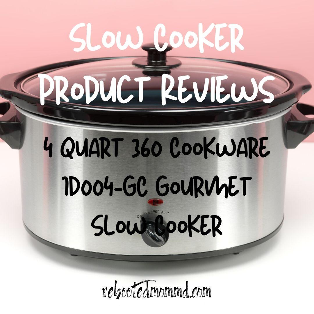 gourmet slow cooker