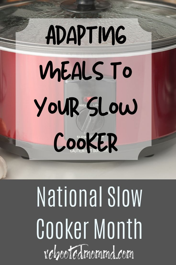 Adapting Your Favorite Meals To Slow Cooker Cooking