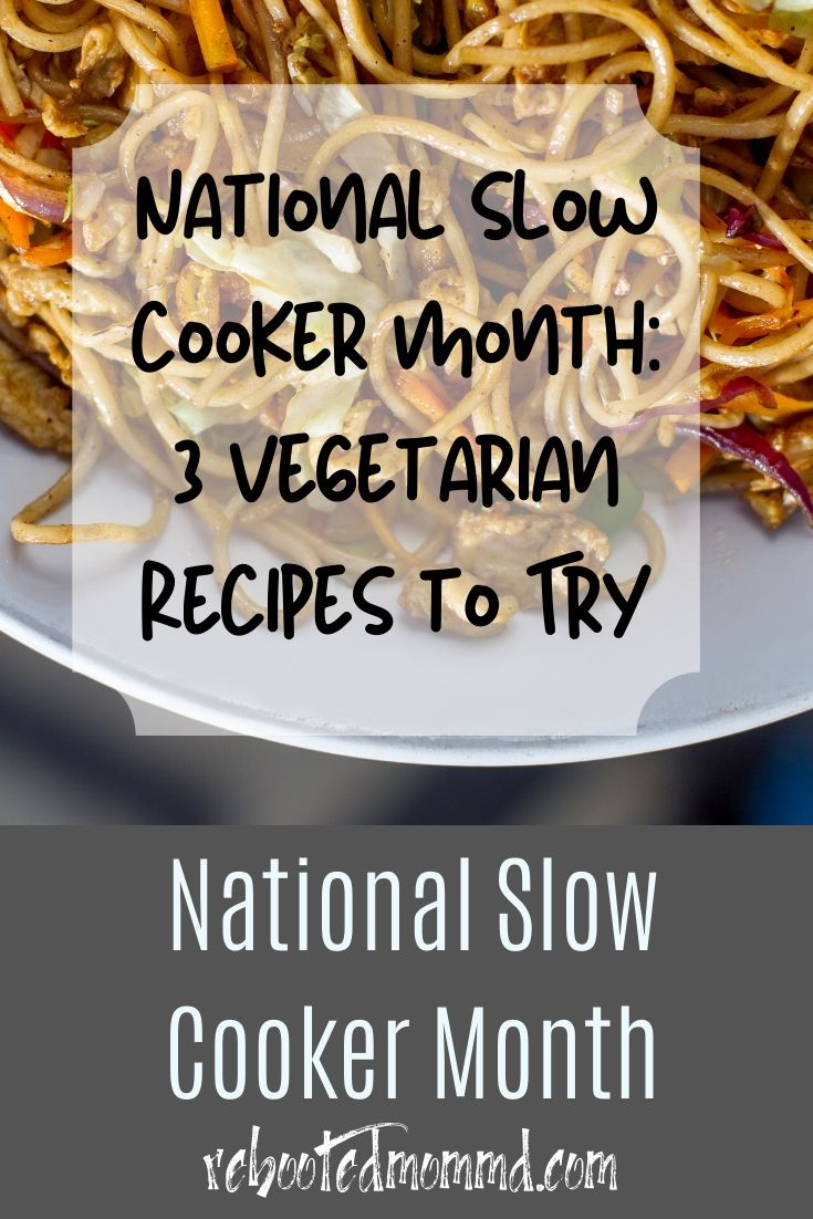 Healthy Slow Cooker Vegetarian Meal Ideas