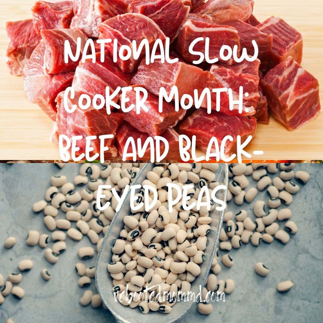 slow cooker beef black-eyed peas