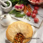 turkey pot pie slow cooker