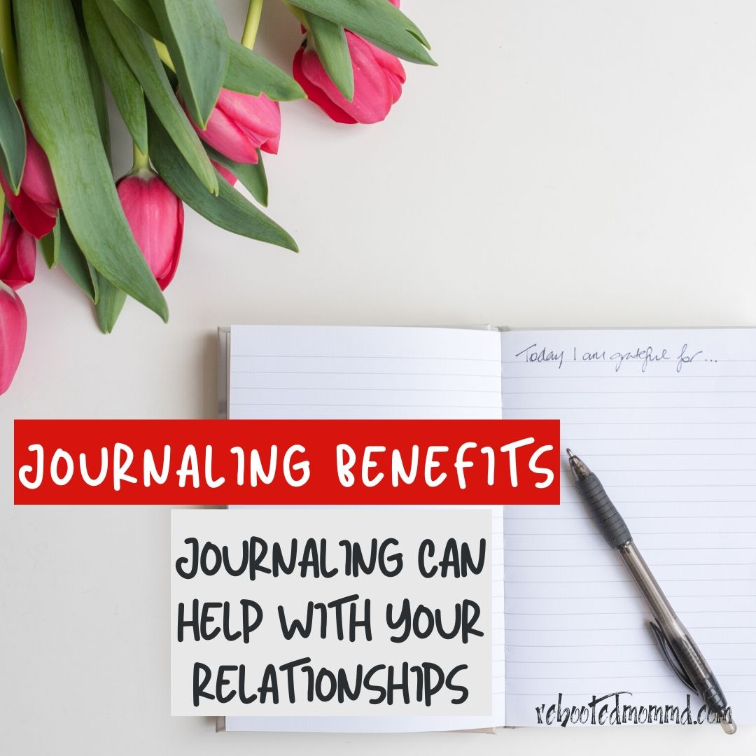 jounraling relationships