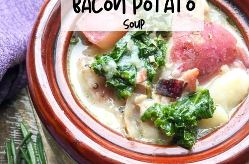 chunky bacon potato soup