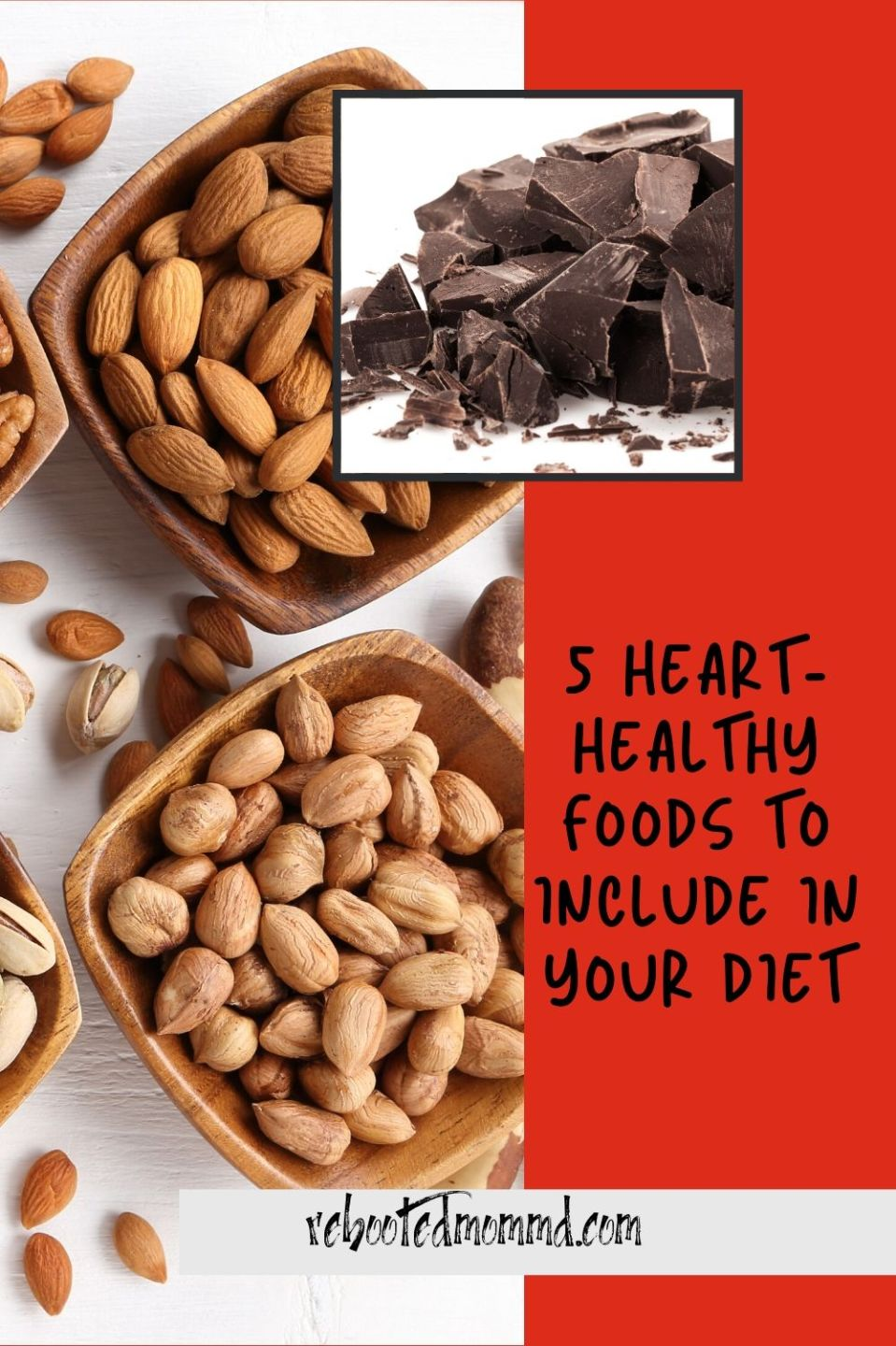 Include These 5 Heart-Healthy Foods into Your Diet