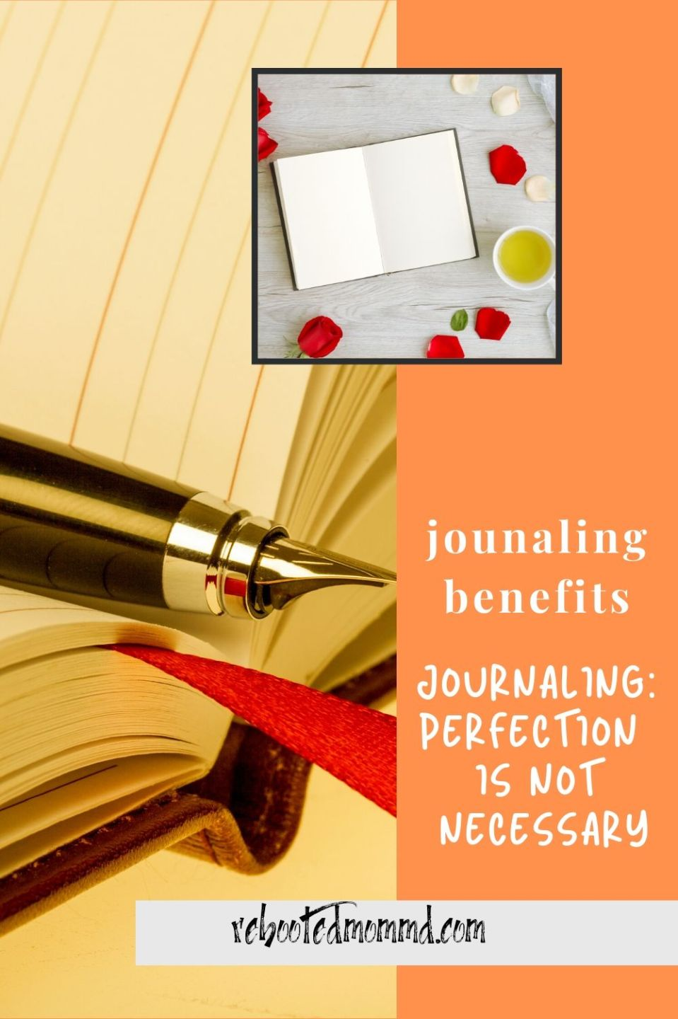 You Don\'t Have to Be Perfect When Journaling