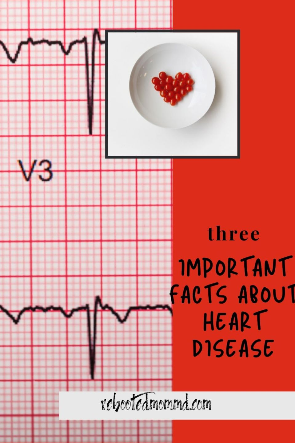 3 Facts About Heart Disease