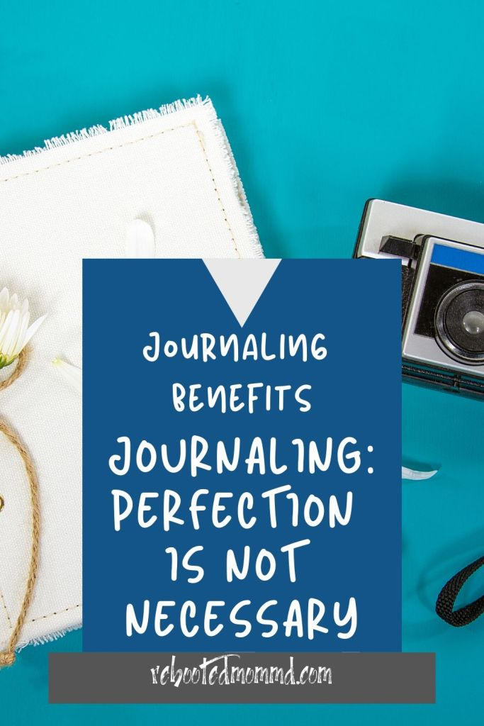 journaling perfection