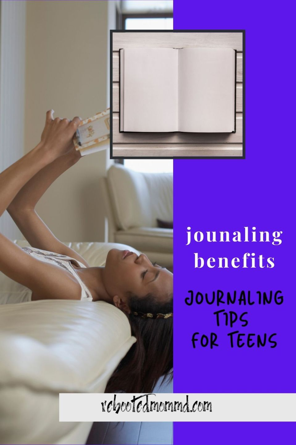 Journaling Tips for Teens