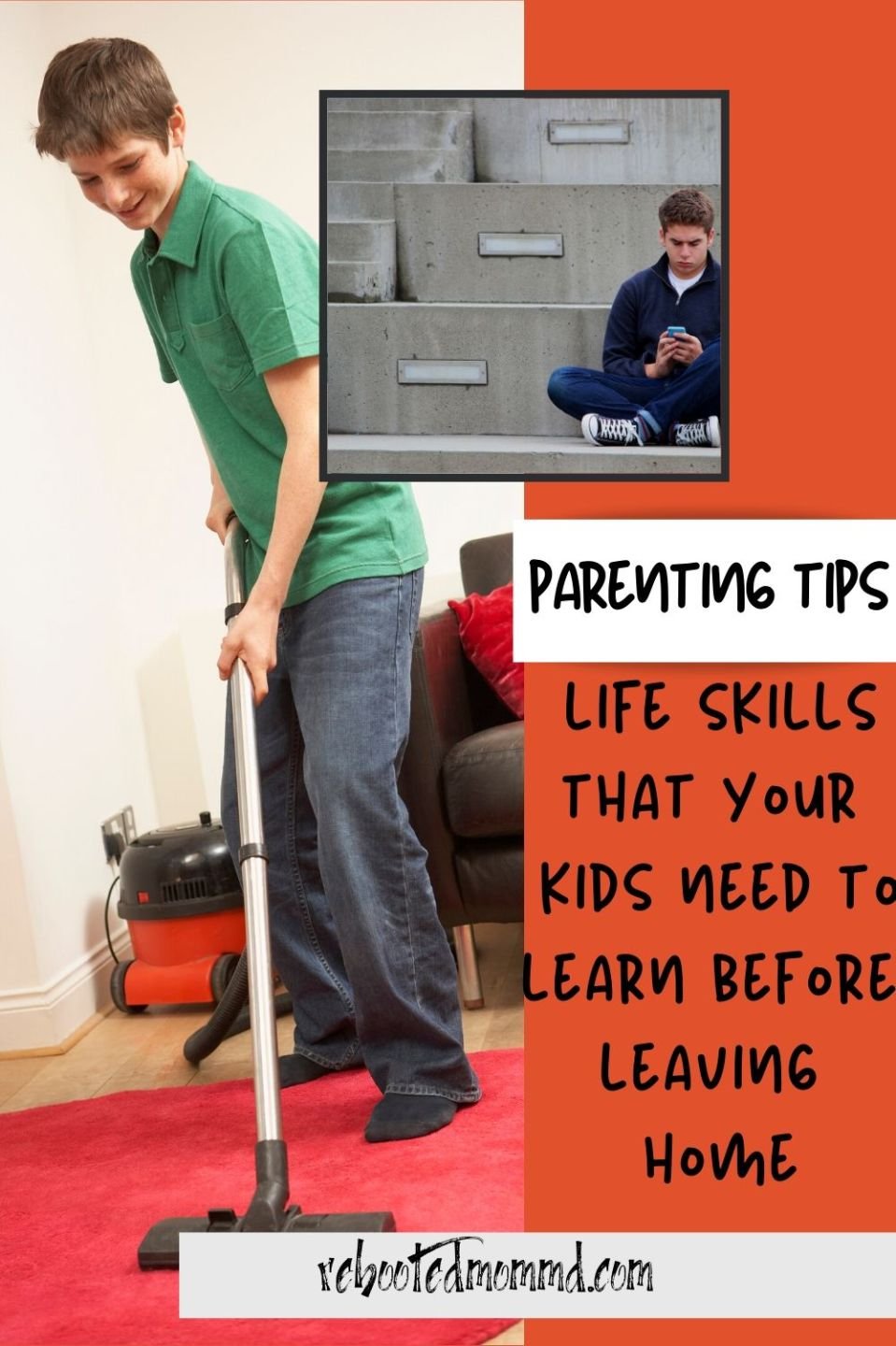 Life Skills Your Kid Needs to Learn Before Leaving Home
