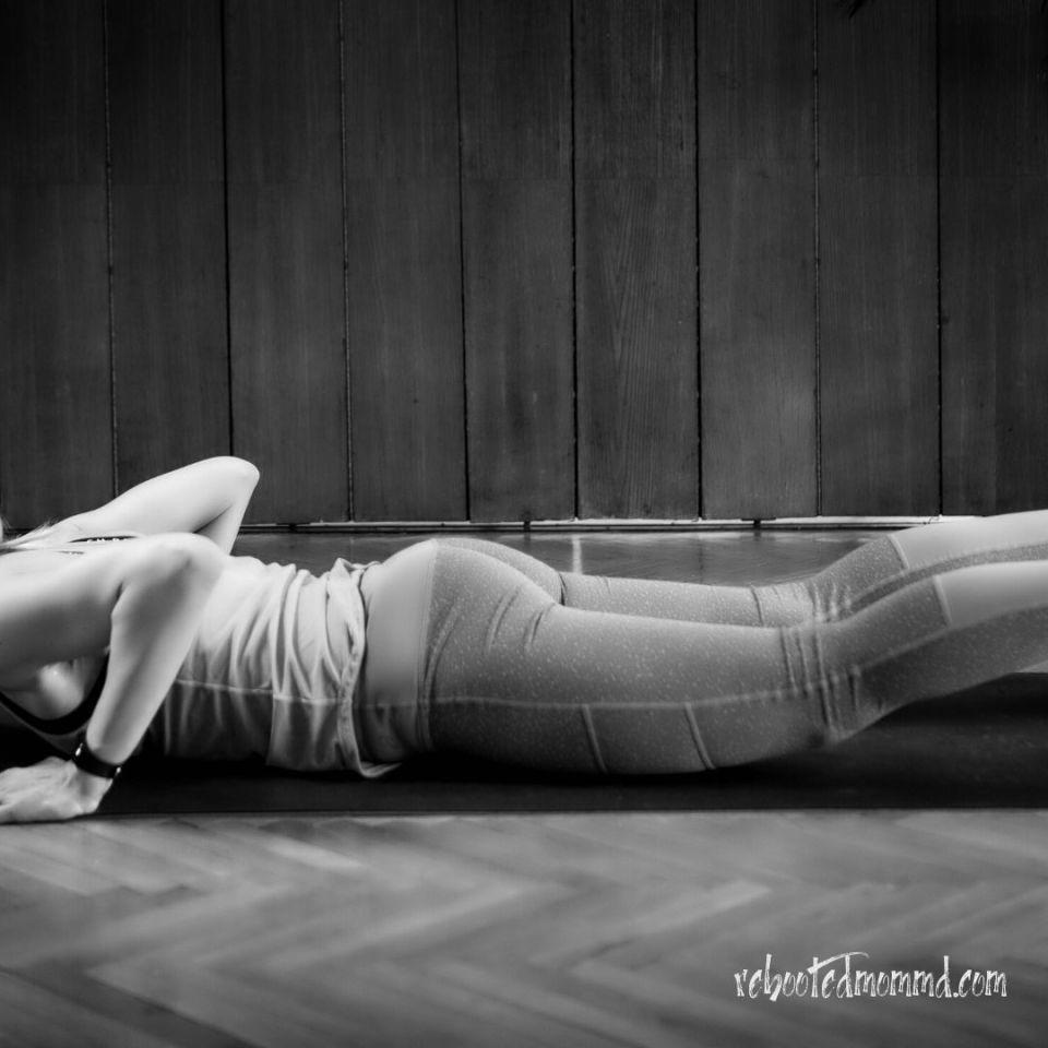 plank HIIT