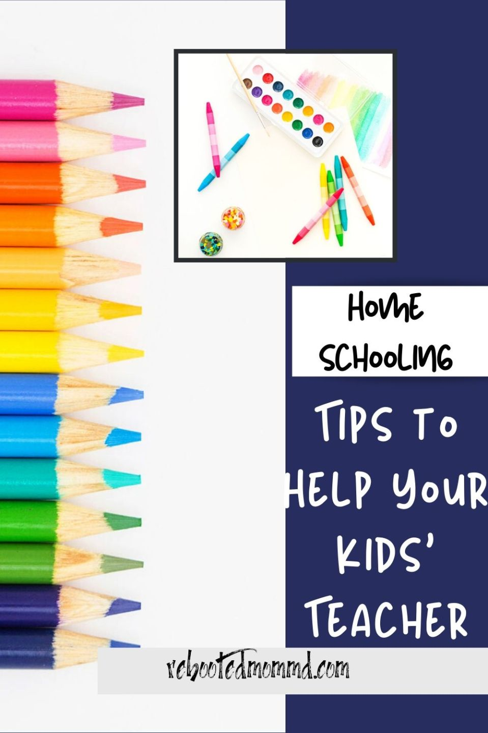 How to Support Your Child\'s Teacher While Homeschooling