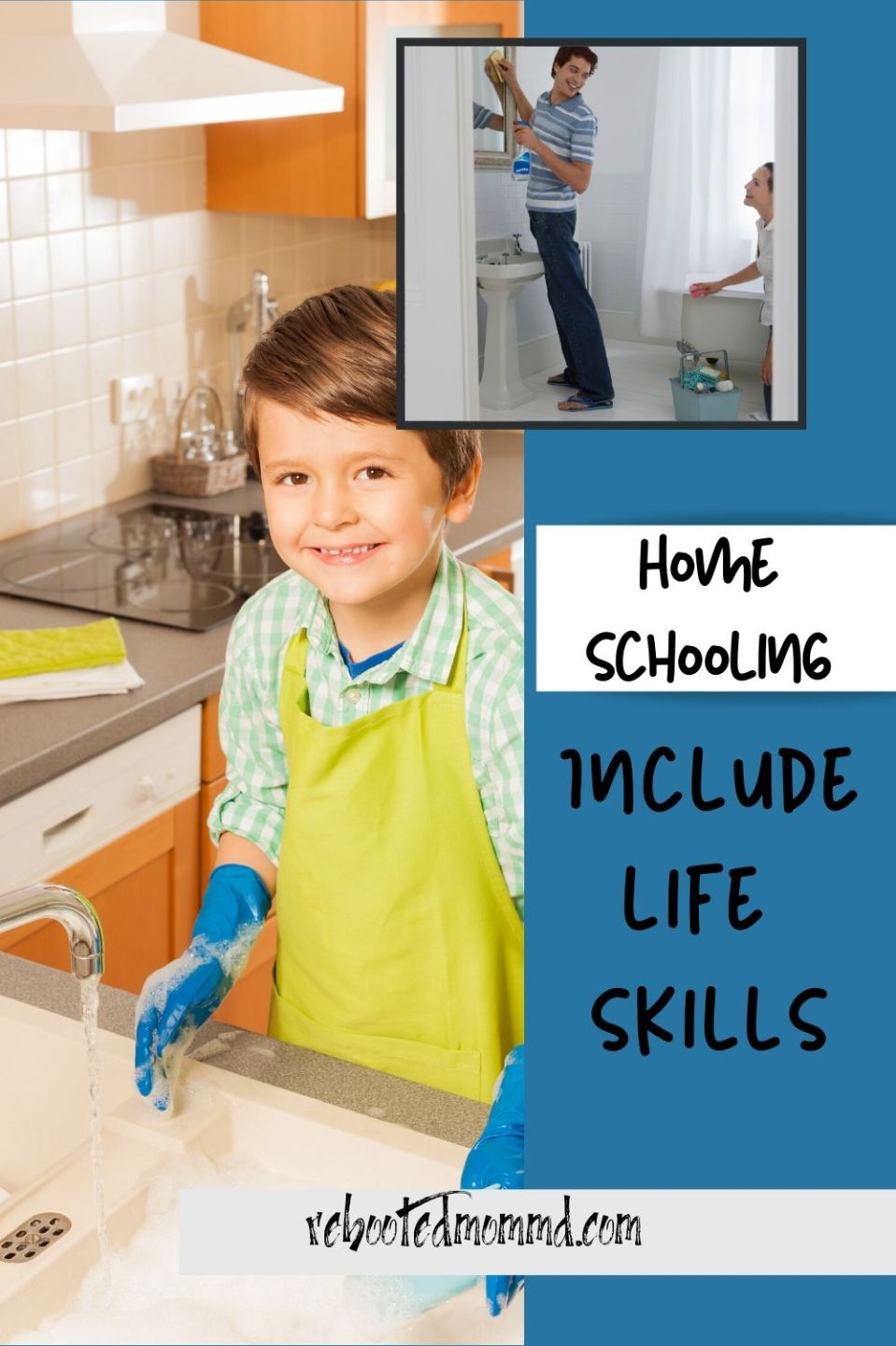 Homeschooling: Include Some Life Skills Too