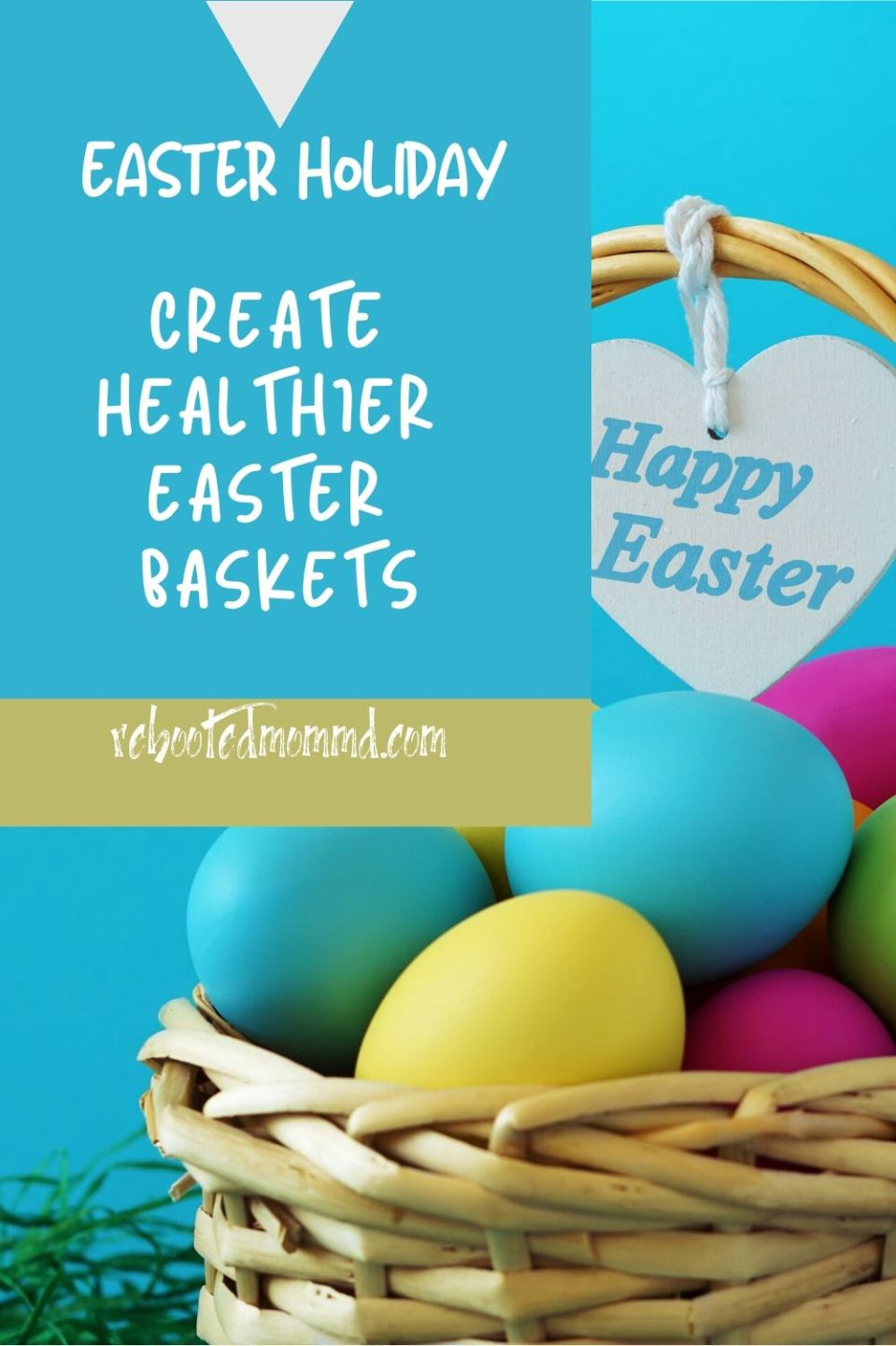 Easter Holiday: Put Some  Healthy Goodies in Easter Baskets