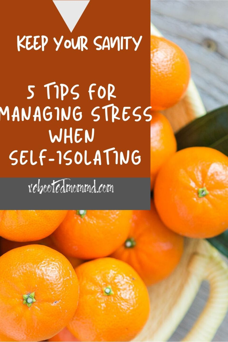 5 Tips for Managing Stress While Self-Isolating