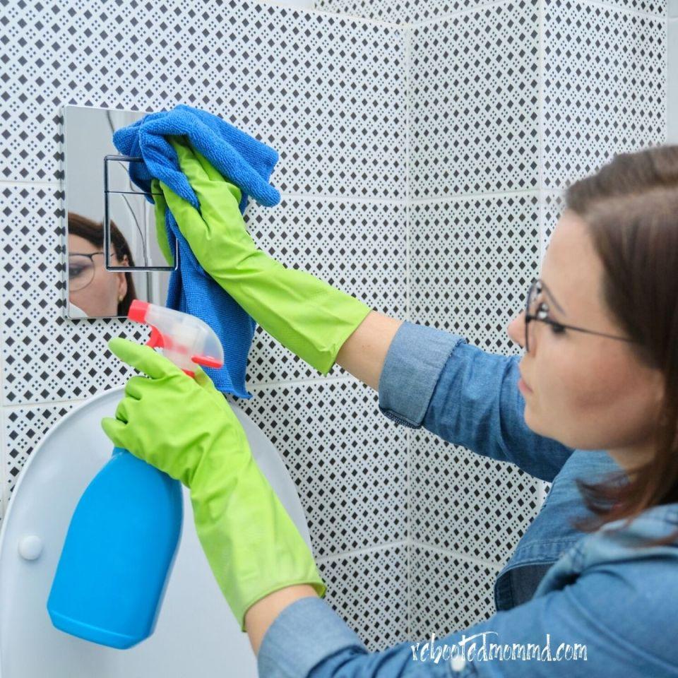 bathroom life skills