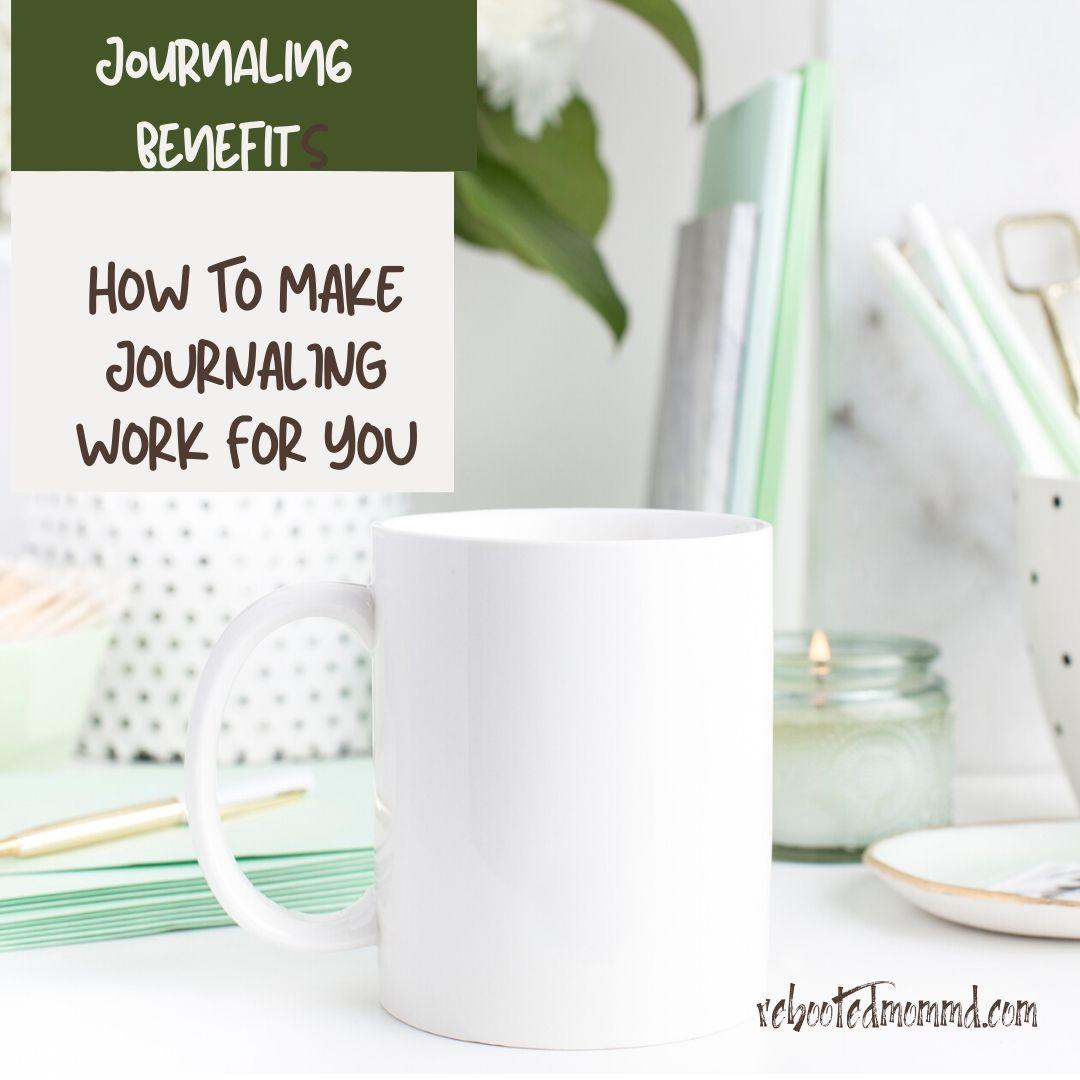 journaling make it work