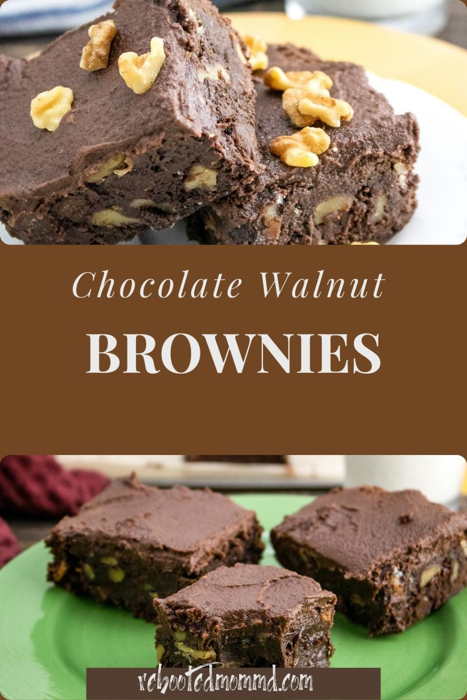 World Baking Day: Chocolate Walnut Brownies