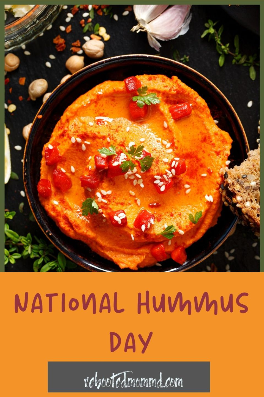 National Hummus Day
