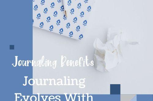 journaling evolve