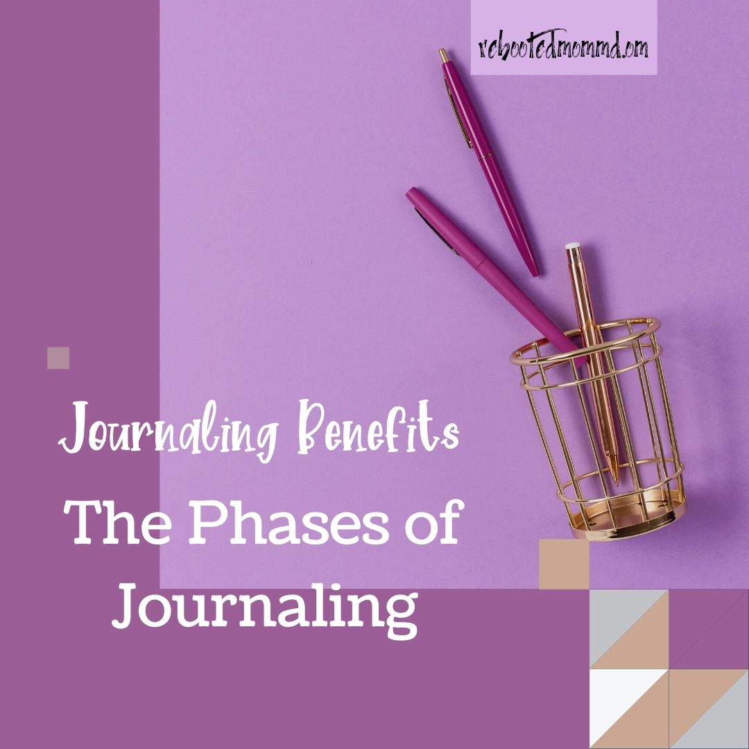 stages of journaling
