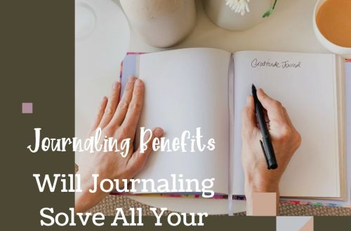 journaling solve problems