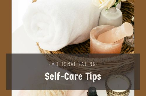 self care tips emotional eating