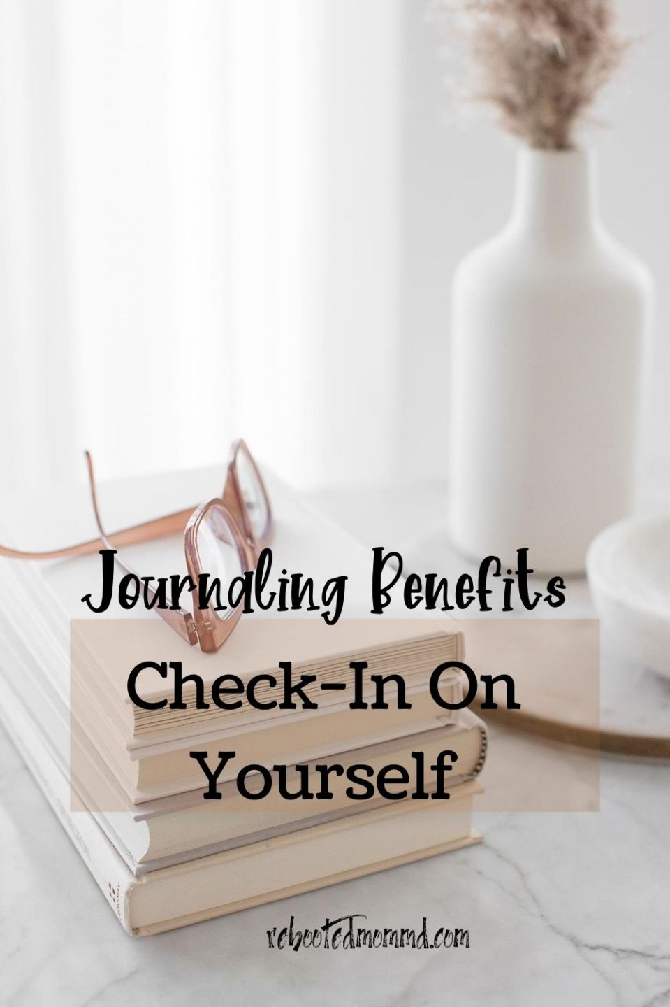 Check-in on Yourself with Your Journal